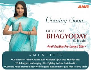 Regent Bhagyodaya Project in Moshi