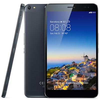 Análisis del Huawei MediaPad X1