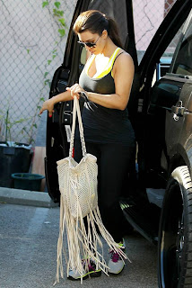 Kim Kardashian in Hollywood
