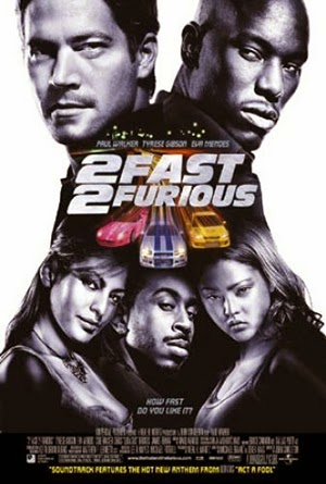 Poster 2 Fast 2 Furious 2003