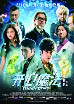 Khai Tâm Ma Pháp - Magic To Win (2011) Poster