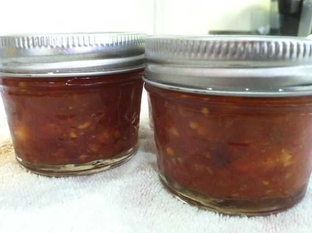 canning with Clear Jel