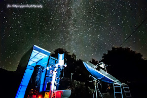 Main Telescope & Radiotelescope