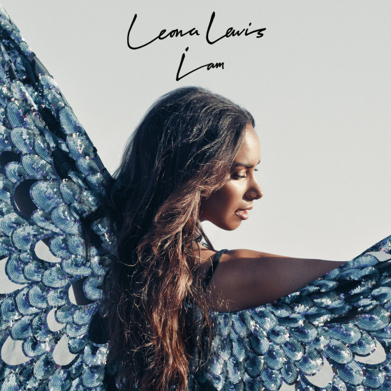 Green Pear Diaries, música, Leona Lewis, I am, album cover