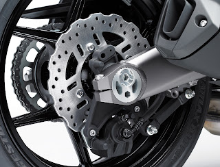 Kawasaki Z1000SX Rim HD Wallpaper