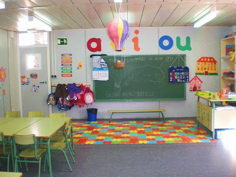 decoracion oto o aula infantil