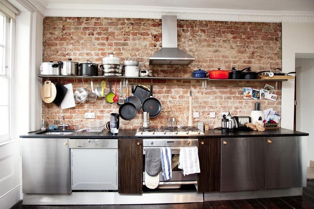 Astuce Quotidienne: Exploiter un mur libre dans ma cuisine