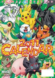Pokemon 2011