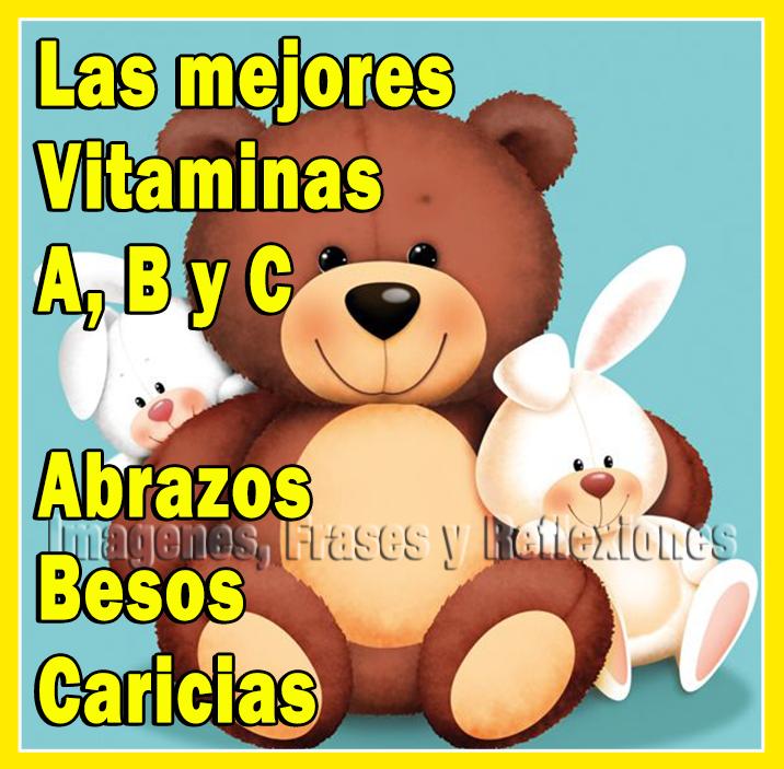 Las Mejores Vitaminas a b y c
