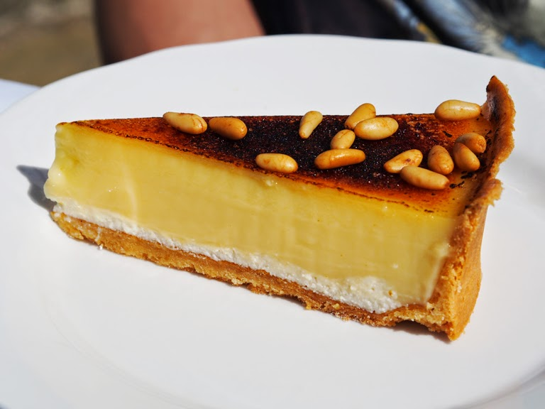 lemon tart limewood restaurant