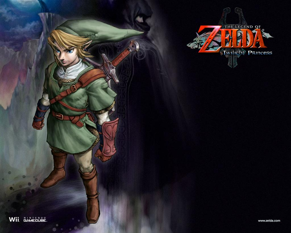 The Legend of Zelda HD & Widescreen Wallpaper 0.228592746456886