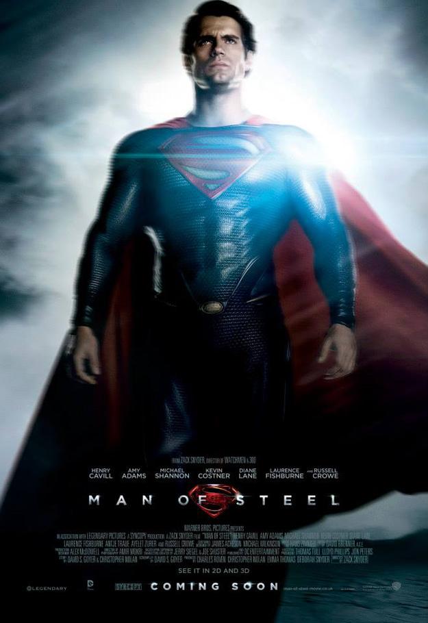 Man of Steel: Kal-El poster