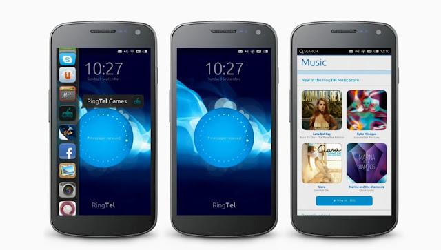 Ubuntu Phone disponible a partir del 21 de Febrero para Galaxy Nexus y Nexus 4
