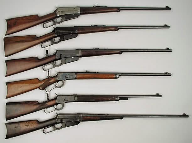 Winchester Lever Guns