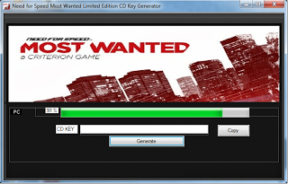 need for speed most wanted pc product key