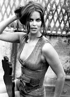 Barbara Bach James bond 007 scene