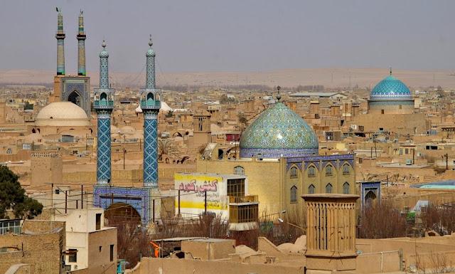 De Excursión en Irán