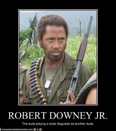 spoiled celebrities  how well do you know robert downey jr