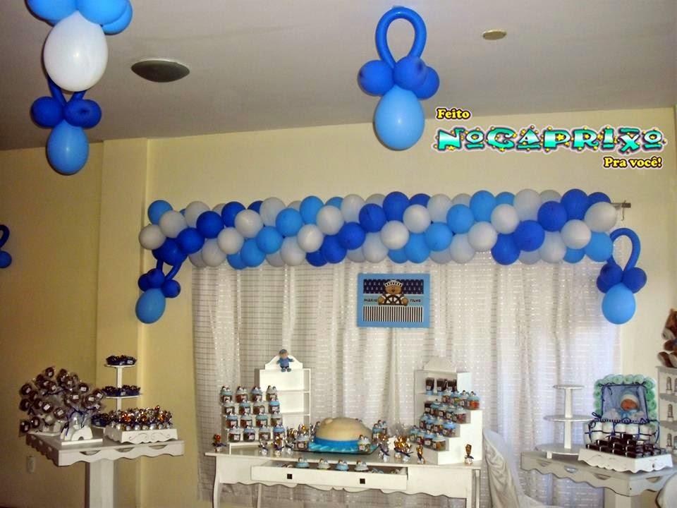 Decoração e Balões e Aluguel Peças Provençais