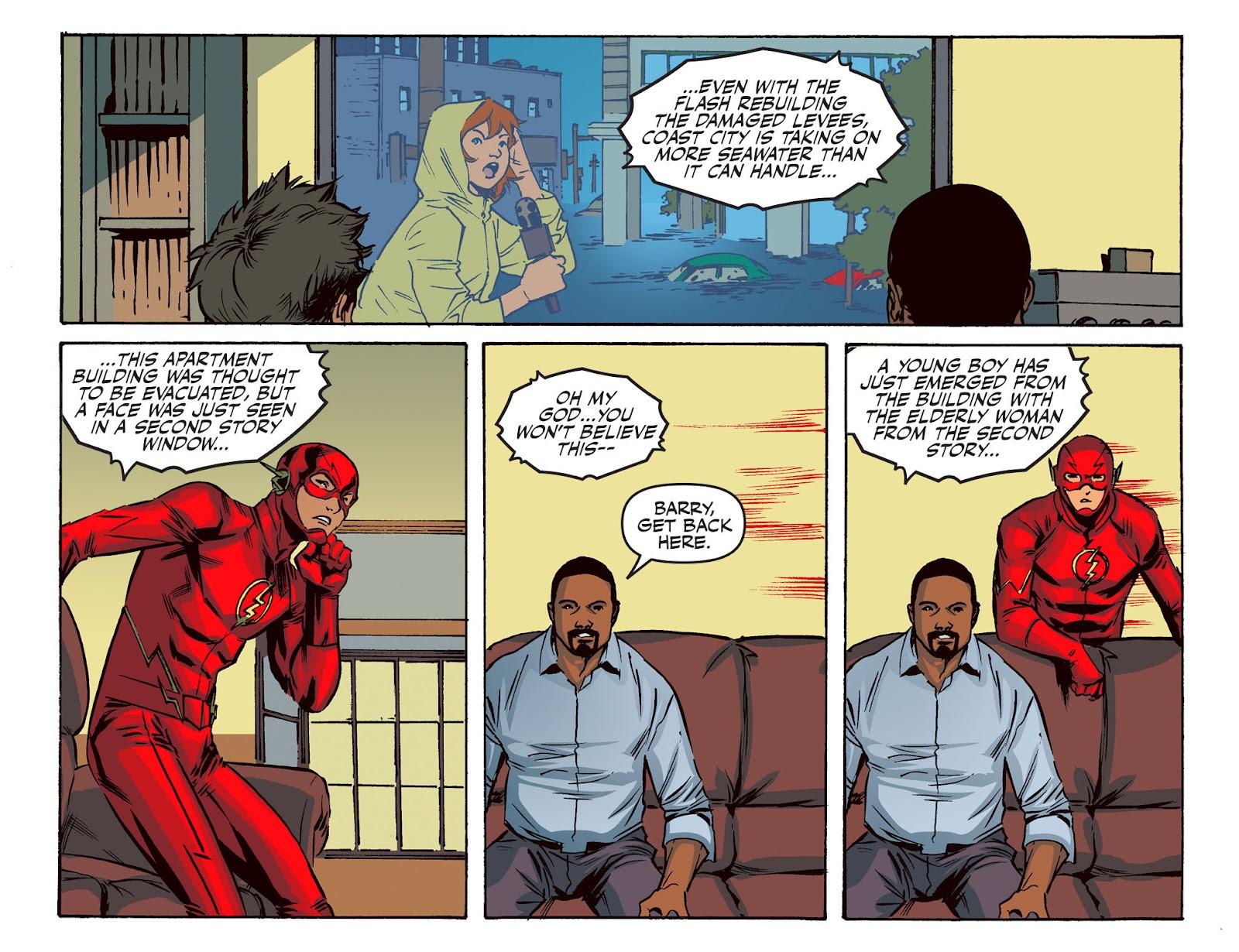 The Flash: Season Zero [I] Issue #20 #20 - English 20