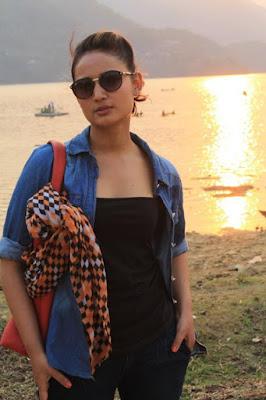Nepali Sexy Hot Actress Diya Maskey
