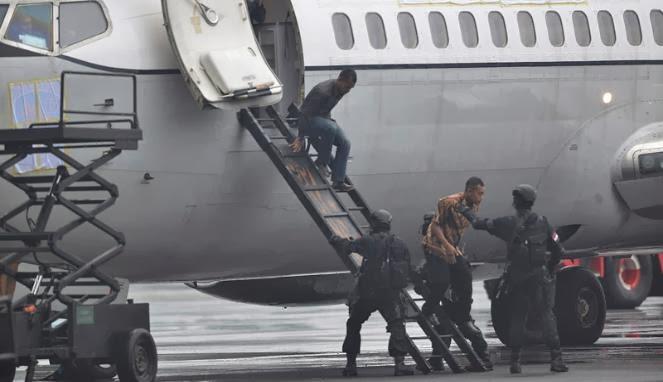 Satgultor Gagalkan Aksi Pembajakan Pesawat