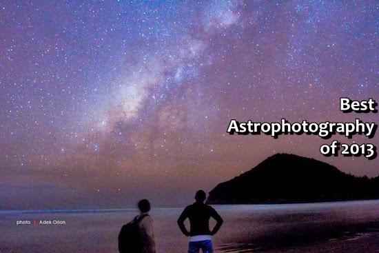 5 Astrofotografi Terbaik 2013 versi Info Astronomy