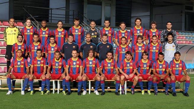 Hilo del FC Barcelona 50080