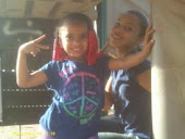 Daisha and Peanut