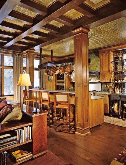 new home interior design rocky mountain high style
