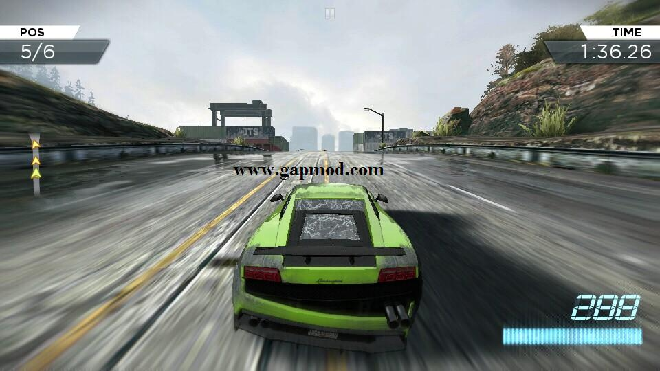 update need for speed most wanted v1 3 68 apk gapmod appmod