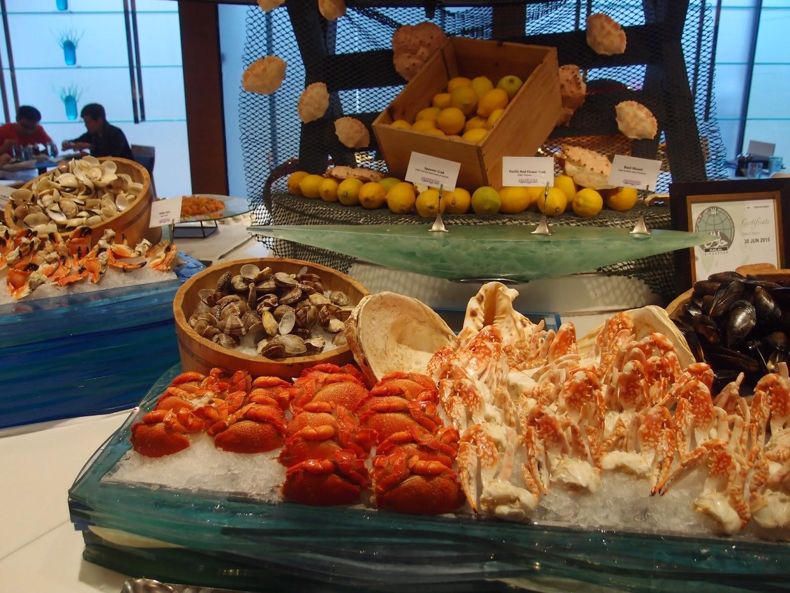 aquamarine seafood