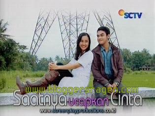 Saatnya Ucapkan Cinta FTV SCTV