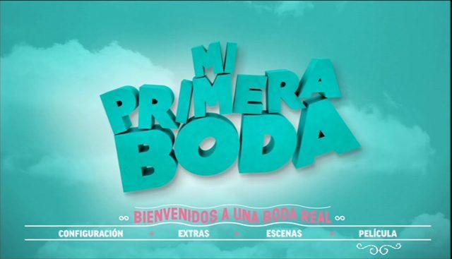 Mi Primera Boda DVDR Descargar Español Latino Full ISO DVD5 2011