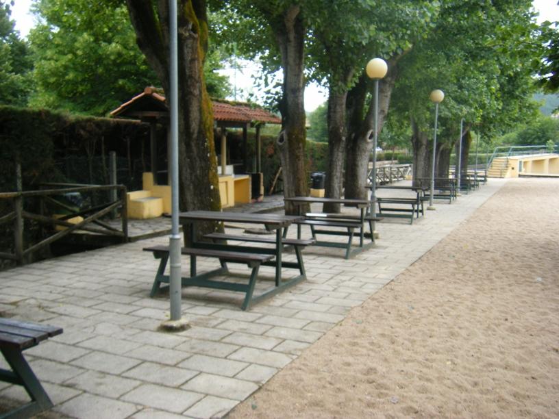 Parque de Merendas da Praia Fluvial de Aldeia Ruiva