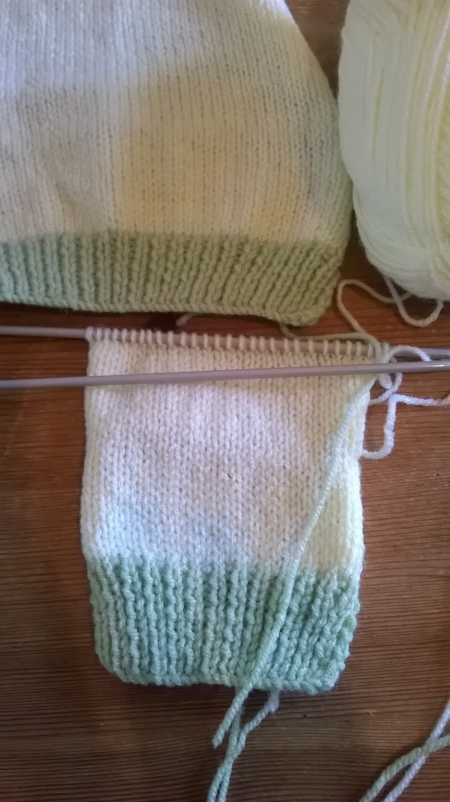 The Frugal Knit-Wit: Vintage Knitting