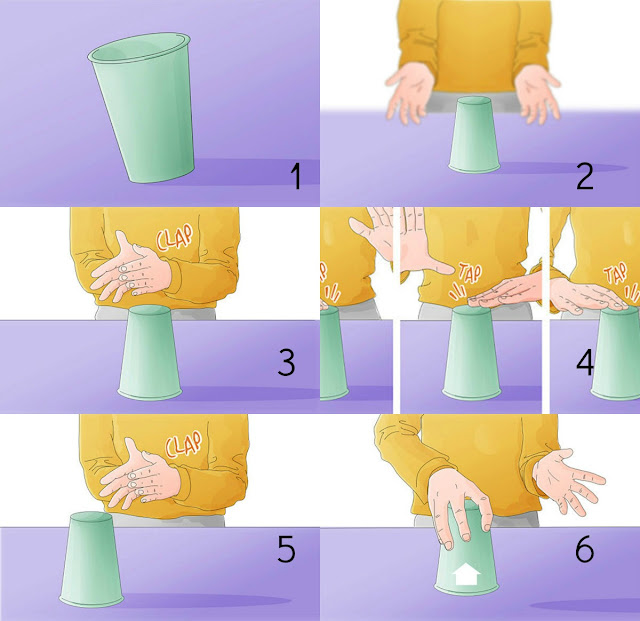 Tutorial For The Cup Song