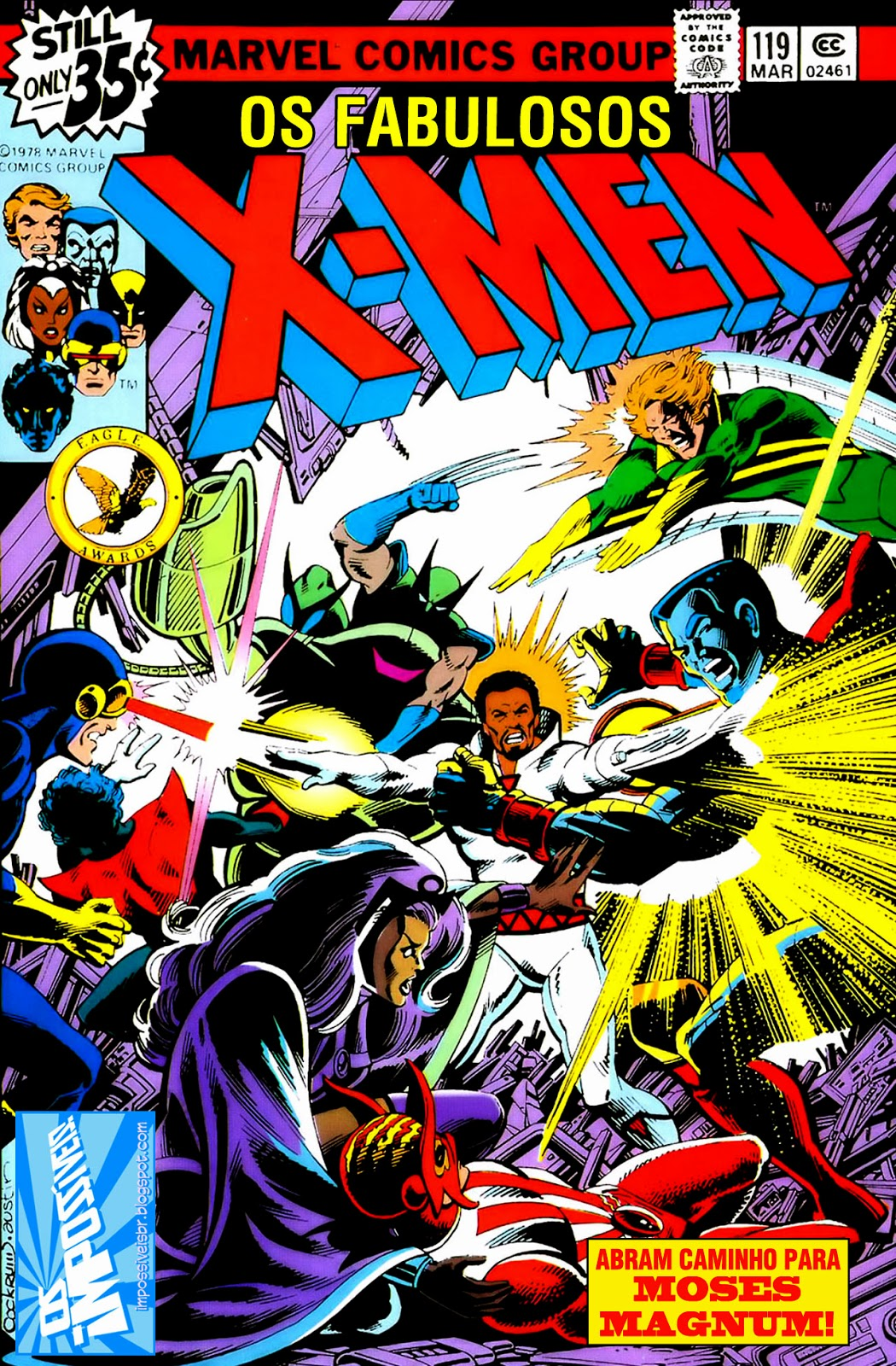 http://www.mediafire.com/download/az53t5370q7sdeb/Os.Fabulosos.X-Men.(X-Men.V1).119.HQBR.28OUT13.Os.Impossiveis.cbr