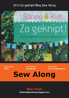 Zo geknipt! Sew Along