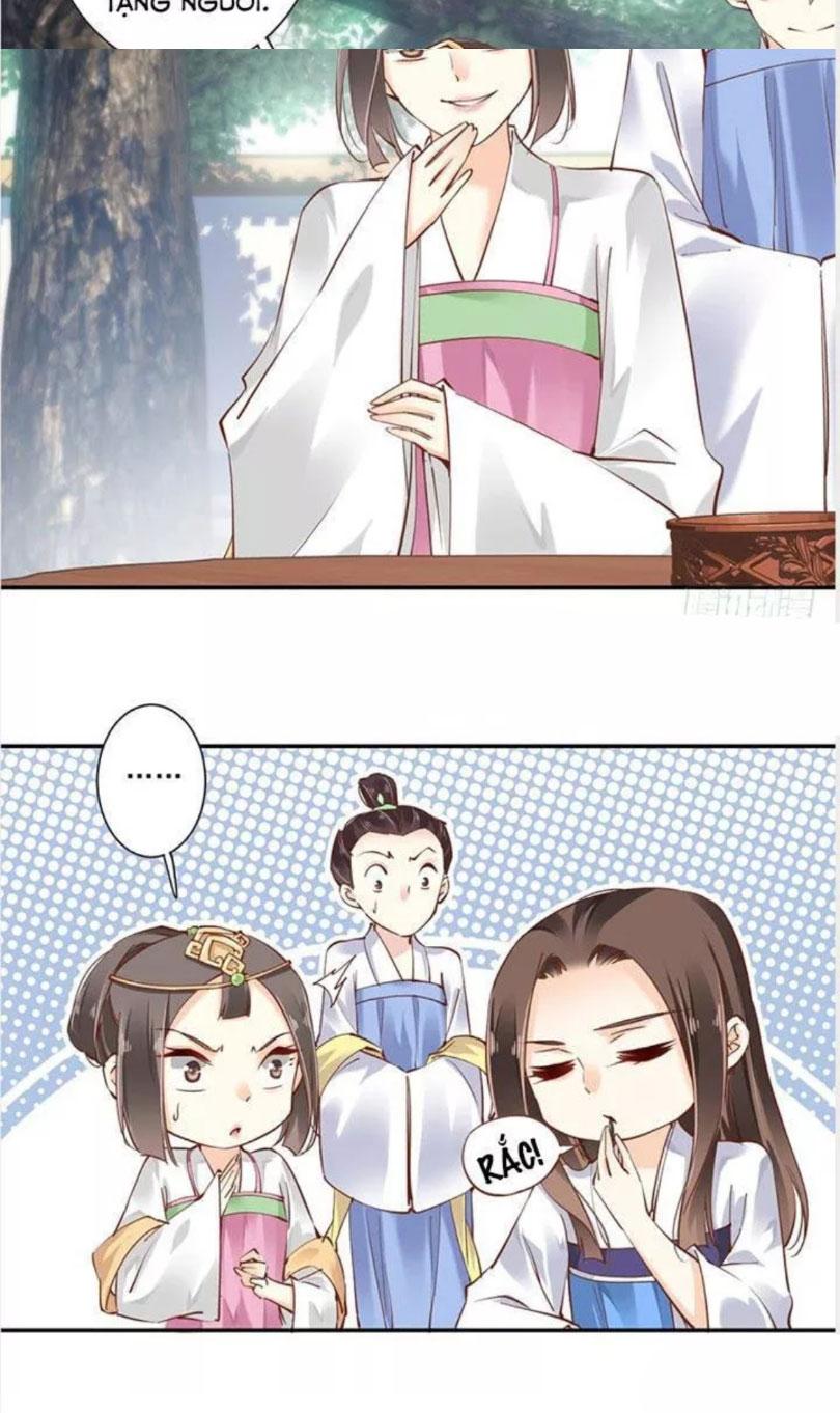 Hoàng Hậu Ương Bướng chap 24 - Trang 12