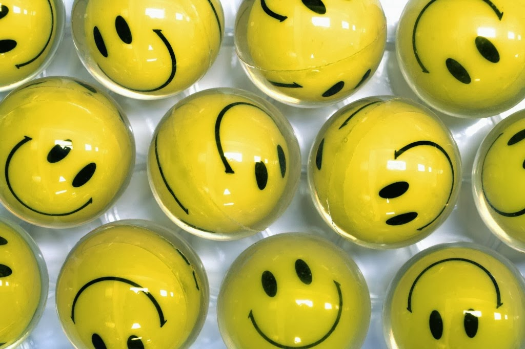 Happy Smileys - Self Improvement