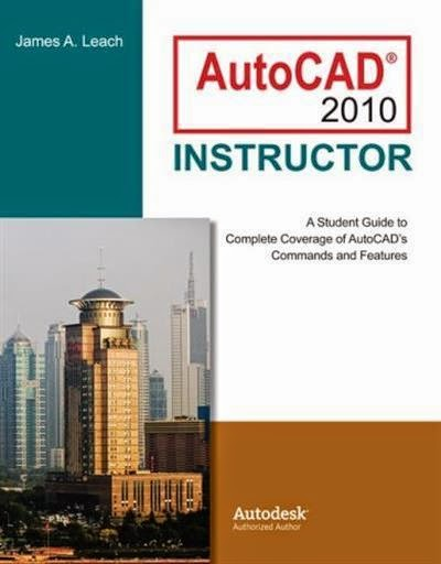 AutoCAD 2010 Instructor (McGraw-Hill Graphics),download all kind of books for free