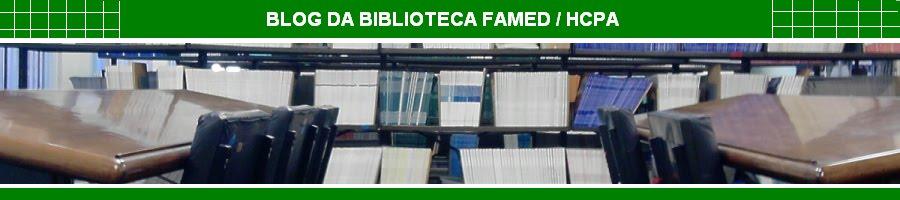 Blog da Biblioteca FAMED/HCPA