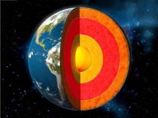 Misteri air bah jaman Nabi Nuh - lapisan kulit bumi