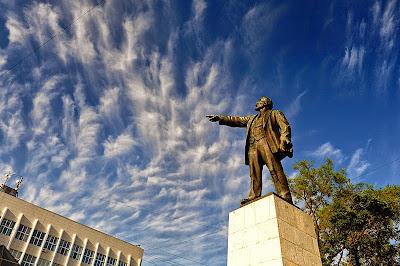 俄羅斯 海 海參崴 列寧廣場