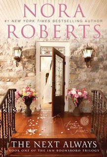 Book cover of The Next Always by Nora Roberts (Inn BoonsBoro #1)