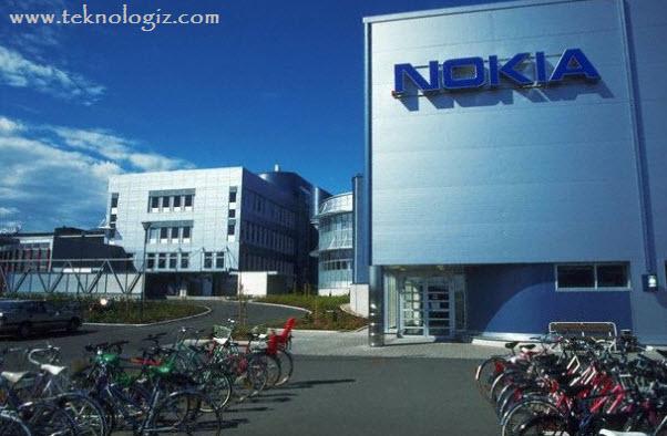 Pabrik Nokia Finlandia