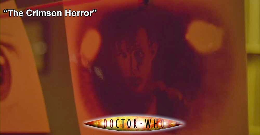 Doctor Who 237: The Crimson Horror