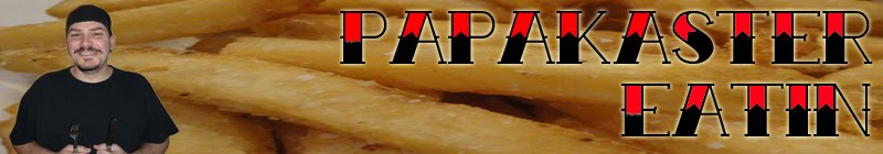 PapaKaster Eatin'