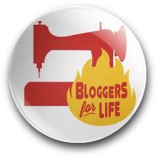 Ik neem deel aan Bloggers for Life 2016